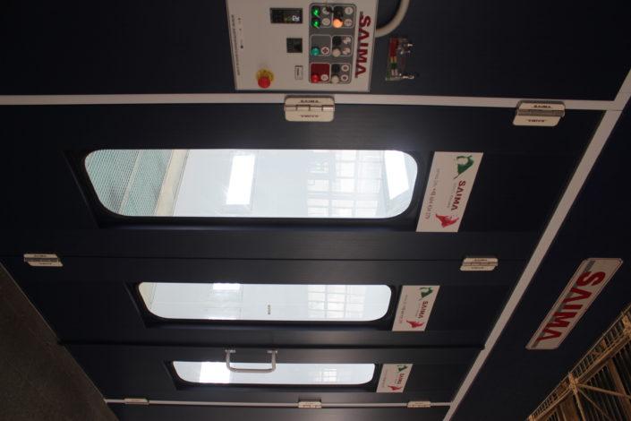 kabina dolakierowania