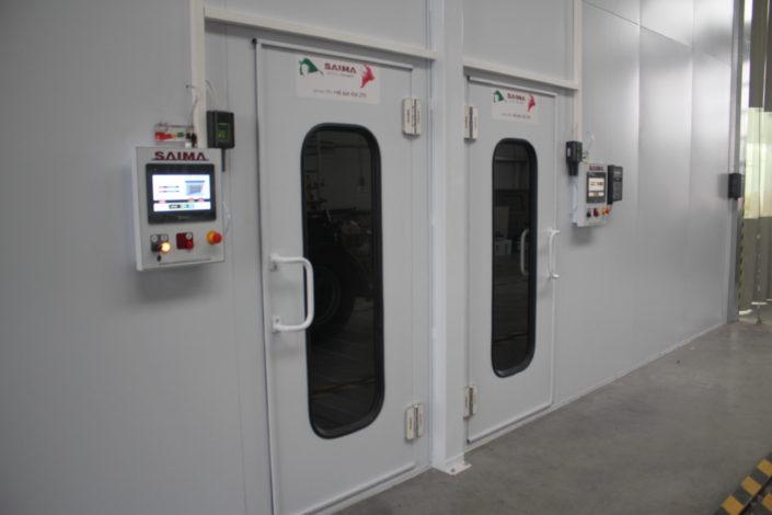drzwi serwisowe