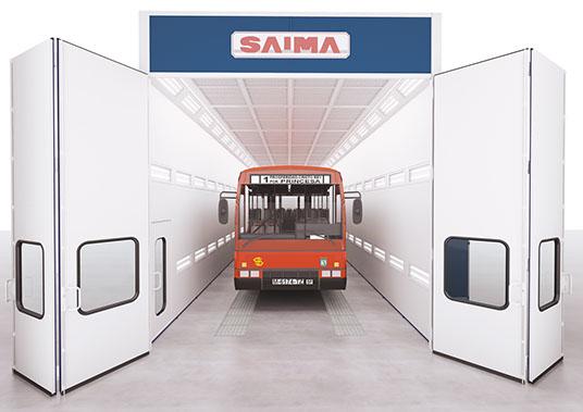 kabina doautobusów